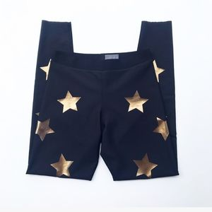 Ultracor Leggings Knockout Gold Star 'Silk' Large